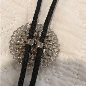 Accessories - Woman's bolo tie